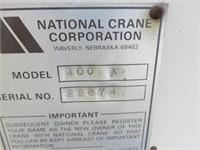 1992 Ford F700 Crane Truck