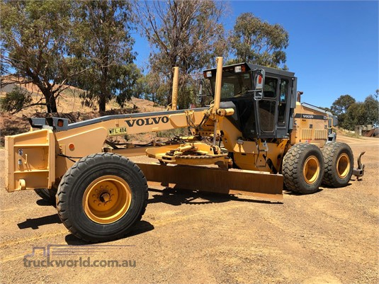 1999 Volvo other Heavy Machinery for Sale