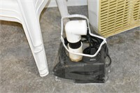 Plastic Outdoor Side Tables, Submersible Pump