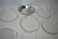Pyrex Pie Dishes