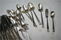 Roger Bros 1847 International Silver Silver-plate