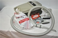 Hoover Spirit Vacuum with Accessories & Bags