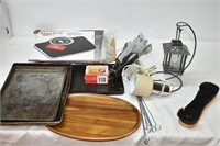 Starfrit Mechanical Scale, Grill Stone, etc.