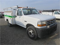 1992 Ford F-Super Duty Pickup with Service Bed