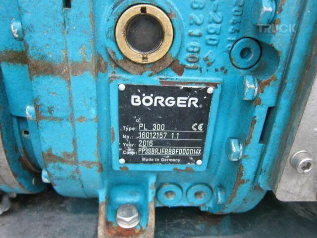 SEKA 105F 4 Kammern 31m³ Pumpe Liftachse