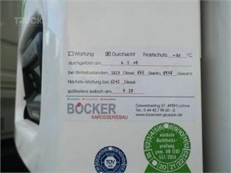 SCHMITZ SKO 24 DOPPELSTOCK THERMO KING SLX 300