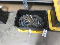 Assorted Welding Leads & Grounds