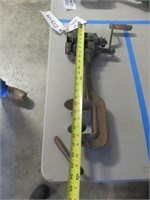 Table Mount Burring Rotary Bead Sheet Metal Tool