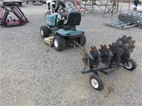 Project Mower w/ Disc