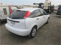 2005 Ford Focus ZX5 S Hatchback