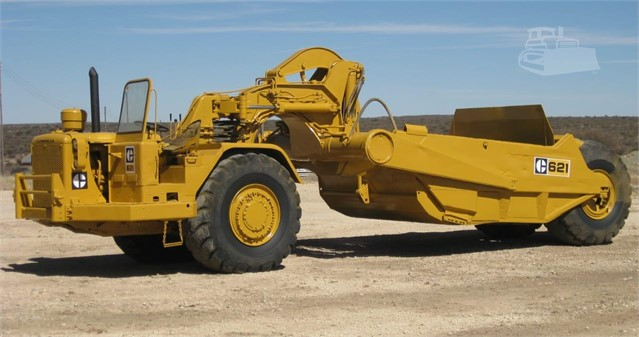 CAT 621 For Sale In Douglas, Northern Cape South Africa
