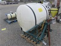 200 Gal PBM 3pt Sprayer