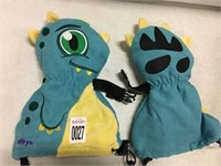 MITTYZ KIDS GLOVES SIZE MEDIUM