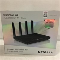 NETGEAR AC5300 SMART WIFI ROUTER