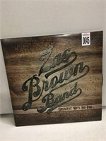 ZAC BROWN BAND ALBUM RECORDS