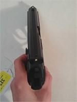 Walther Model PP Super Auto Semi-Auto Pistol 9mm