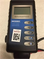 BATTERY CONDUCTANCE & ELECTRICAL SYSTEM ANALYZER