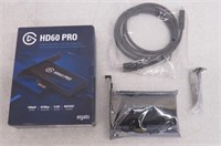 Elgato Game Capture HD60 Pro, stream and record in