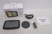 "TomTom VIA 1525M 5"" Portable Navigation GPS Device"