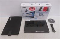 "AOC e1659Fwu 16"" USB-Powered Portable LCD Monitor"