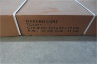 Green Thumb TC4211-1 Professional Garden Cart With