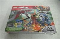 LEGO Juniors Jurrasic World 10756