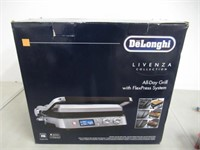 Delonghi CGH1030D Livenza All-Day Grill, Griddle &