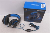 Gaming Headset for PC PS4, Beexcellent Stereo Deep