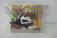 Imaginext Bane Battle Sled