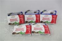 (5) Melatonin-3 3 mg | Chocolate Mint Flavoured