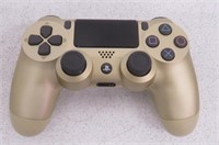 DualShock4 Wireless Controller - Gold -
