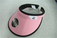 TaylorMade Performance One Size Visor, Pink