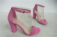 ALDO - Womens 6 Myly Heeled Sandal, Pink