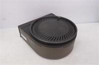 """""""Used"""" IWATANI Smokeless Korean barbecue grill"""