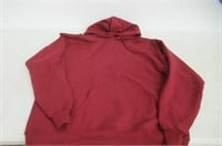 Hanes Men's Large Pullover EcoSmart Fleece Hooded