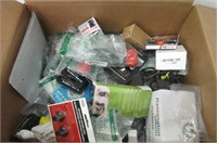 Lot of Assorted Items (1 Box)