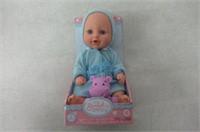 My Sweet Baby Baby Doll with Bathrobe