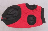 SMALLLEE_LUCKY_STORE XCW0042-red-S Vest Dog Jacket
