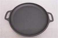 "Old Mountain 78253 Cast Iron Pizza Pan, 13.5"""