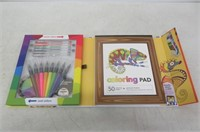 Spice Box Kits for Kids Creative Coloring Art Kit