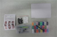 GBATERI 400 Sets T5 Snap Buttons in 24 Colors T5