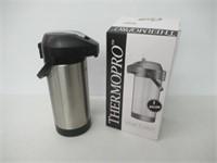 Wilbur Curtis Thermal Dispenser Air Pot, 1 Gal