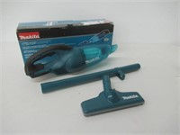 Makita DCL180ZX 18V LXT 650ml Vacuum Cleaner,