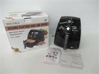 Secura Electric Hot Air Fryer SAF-40/TXG-DS15