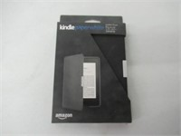 Kindle Paperwhite Leather Cover, Onyx Black