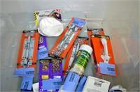 Plastic Tore of Assorted Hardware