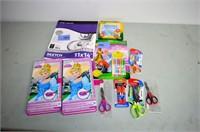 Tray of Sticker Activity Sets & Craft Supplies