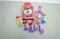 Crayola Art Set and Craft Supplies