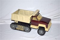 Tonka Tracked Dump Truck