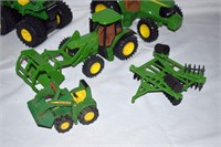 Grp, of John Deere Farm Toys
